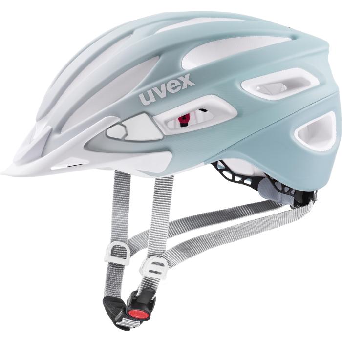 Uvex true cc Helmet - papyros - peakock mat