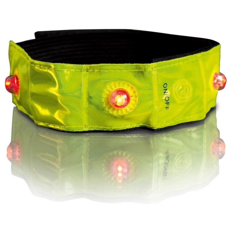 B-Lite Armband LED Wrist-Band - neon yellow
