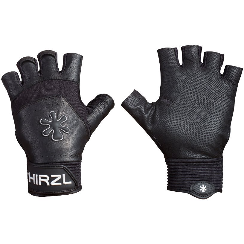 Foto de Hirzl Grippp Force SF Short Finger Glove - Black