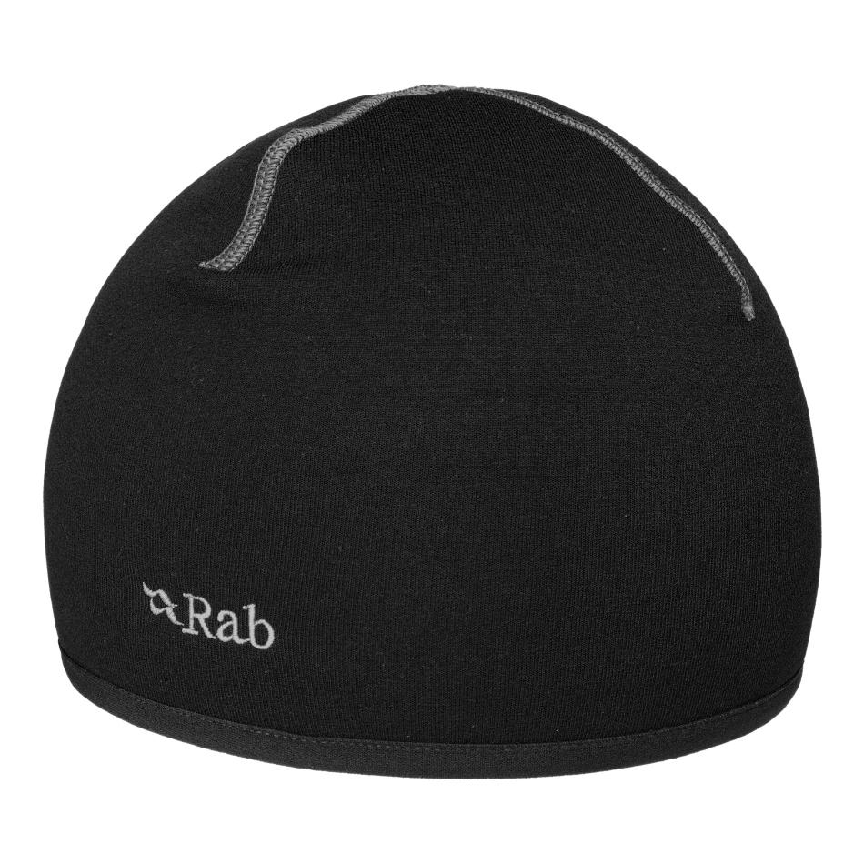 Rab Power Stretch Pro Beanie Mütze - black