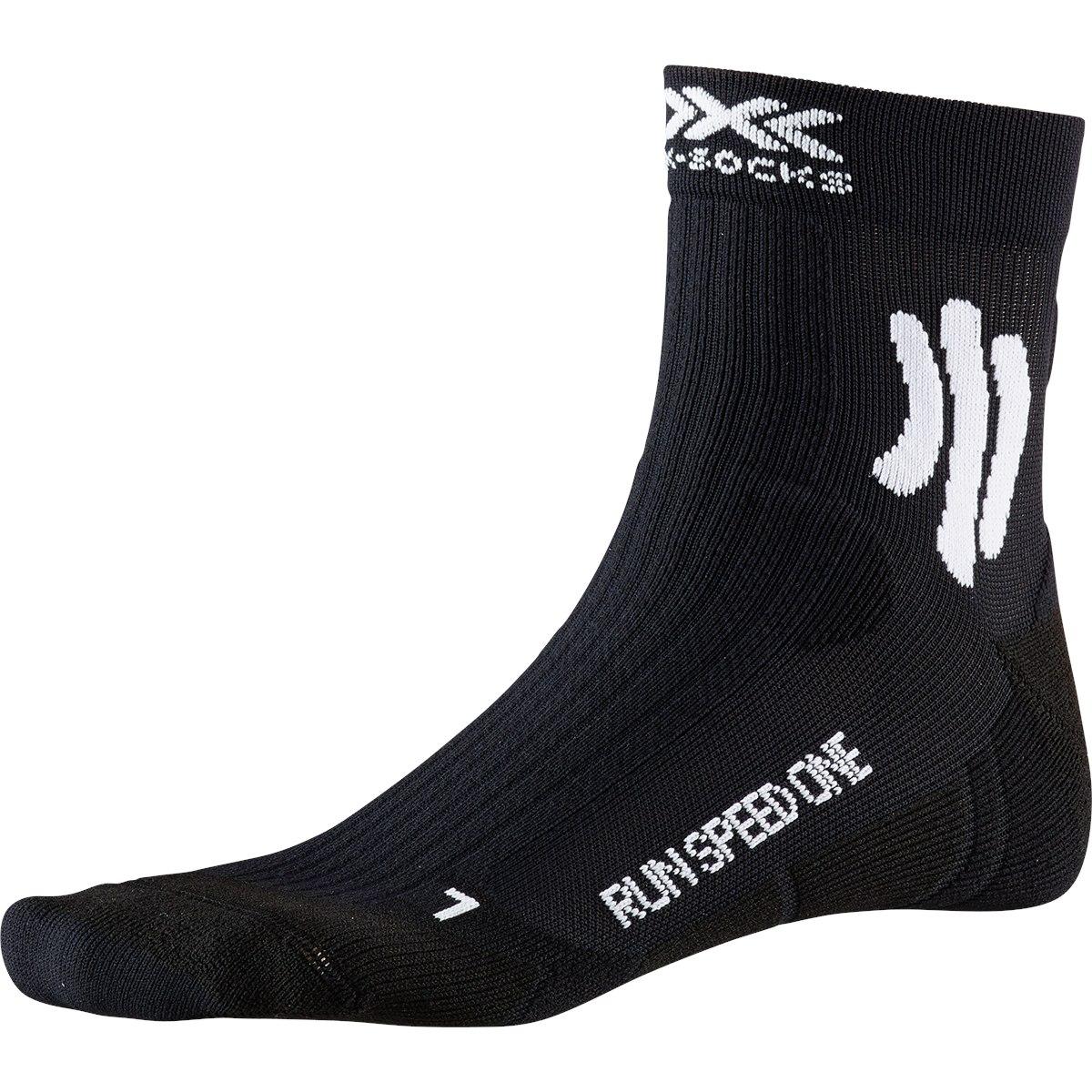 Bild von X-Socks Run Speed One Laufsocken - opal black