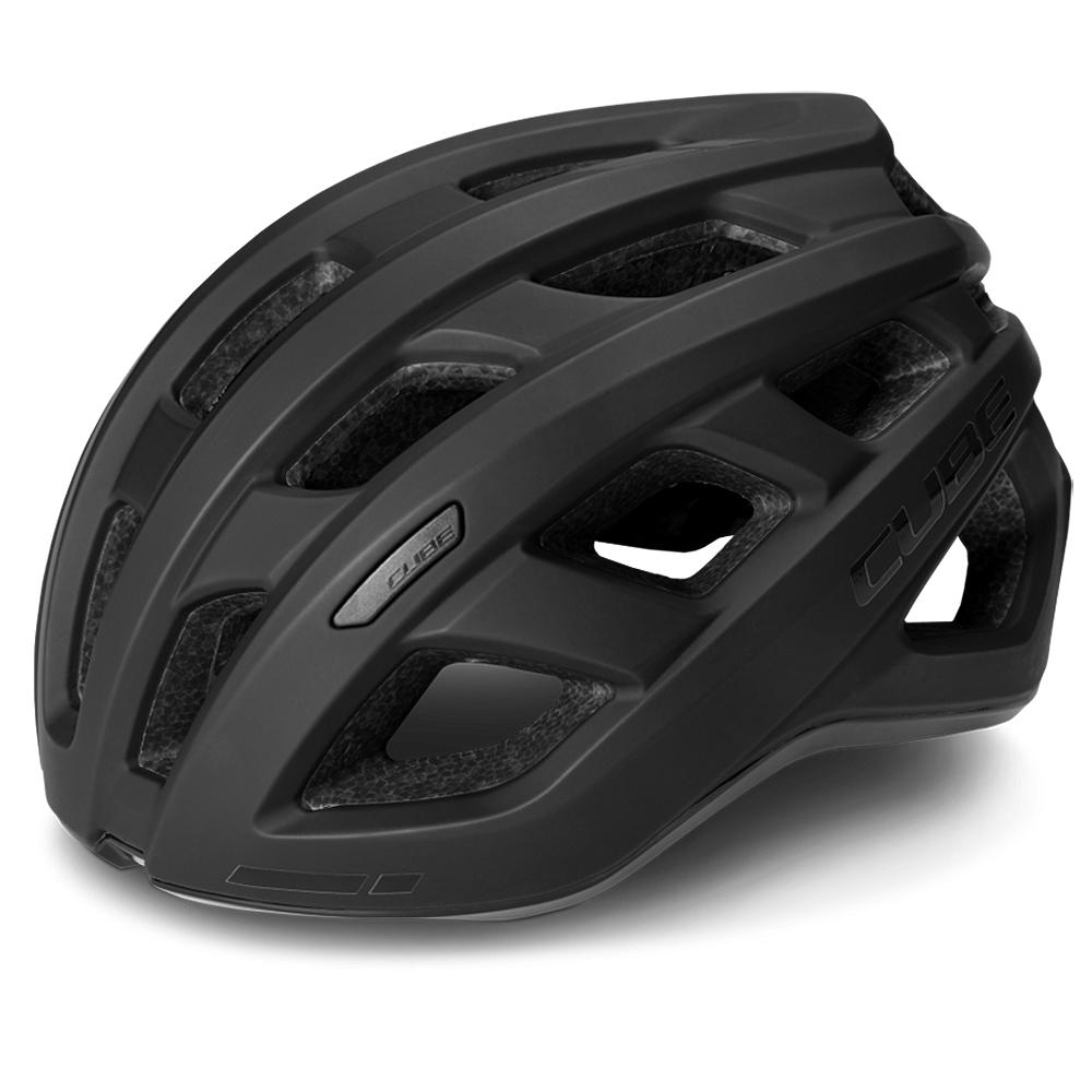 Image of CUBE Helmet ROAD RACE - black