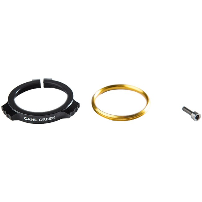 Cane Creek Preload Assembly for eeWings, Race Face and SRAM Cranks - black - BAI0030