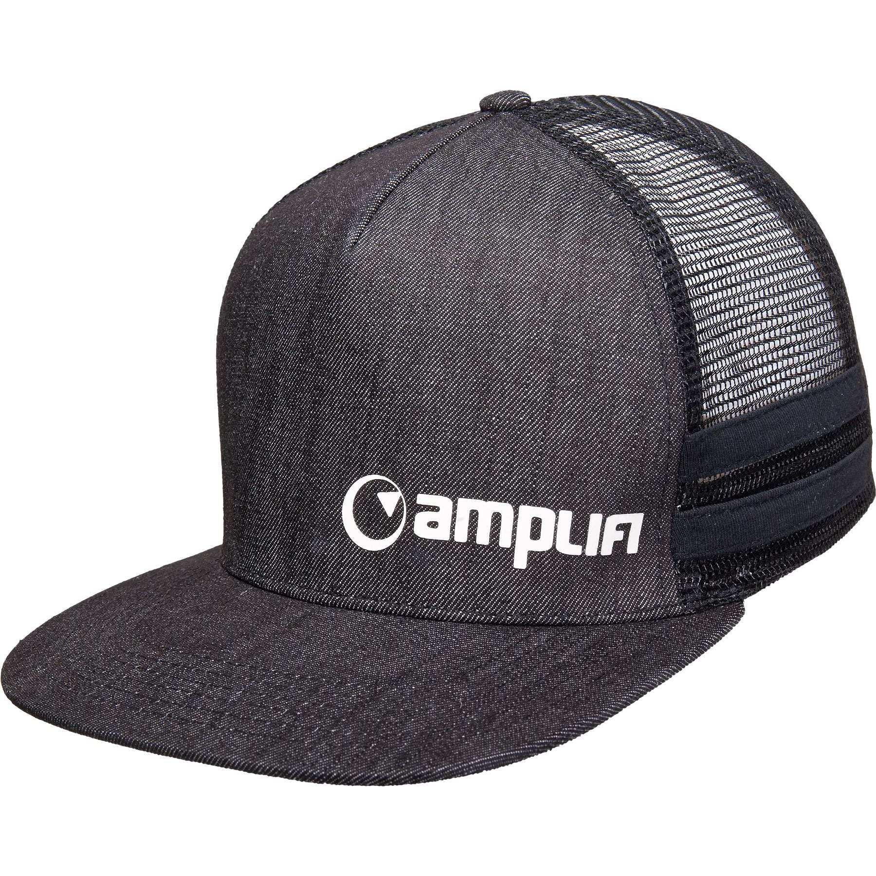 Amplifi Trucker Hat Snapback Cap - charcoal