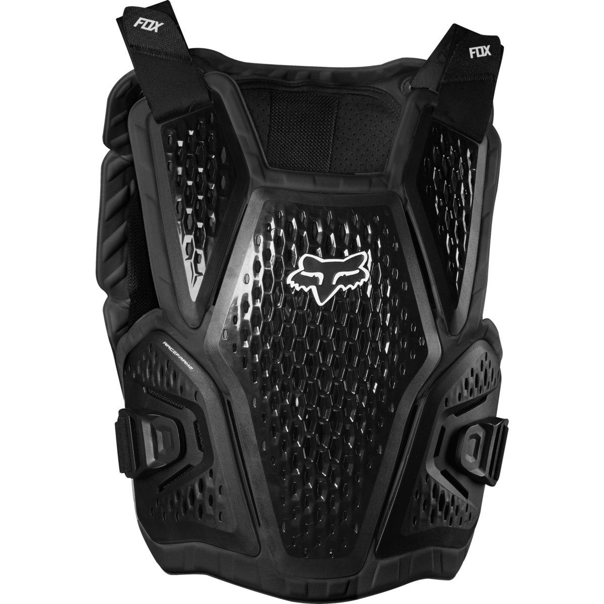 FOX Raceframe Impact CE Protector - black