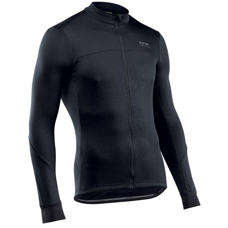 Northwave Force 2 Jersey Long Sleeves - black 10