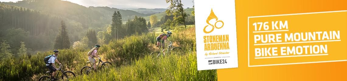 Erlebe 176 km pure Mountainbike-Emotion im belgischen Arduenna