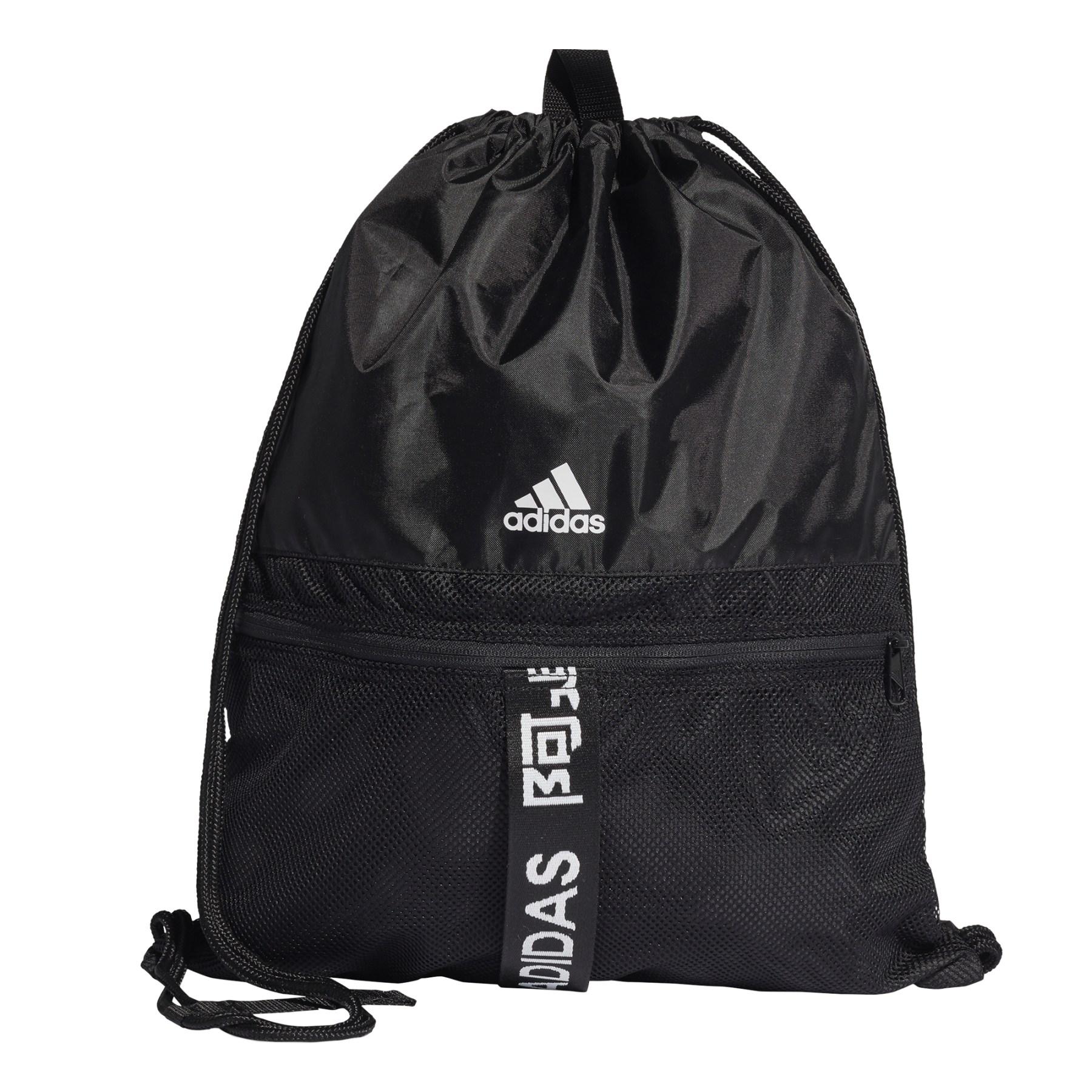 Picture of adidas 4ATHLTS Training Bag - black/black/white FJ4446