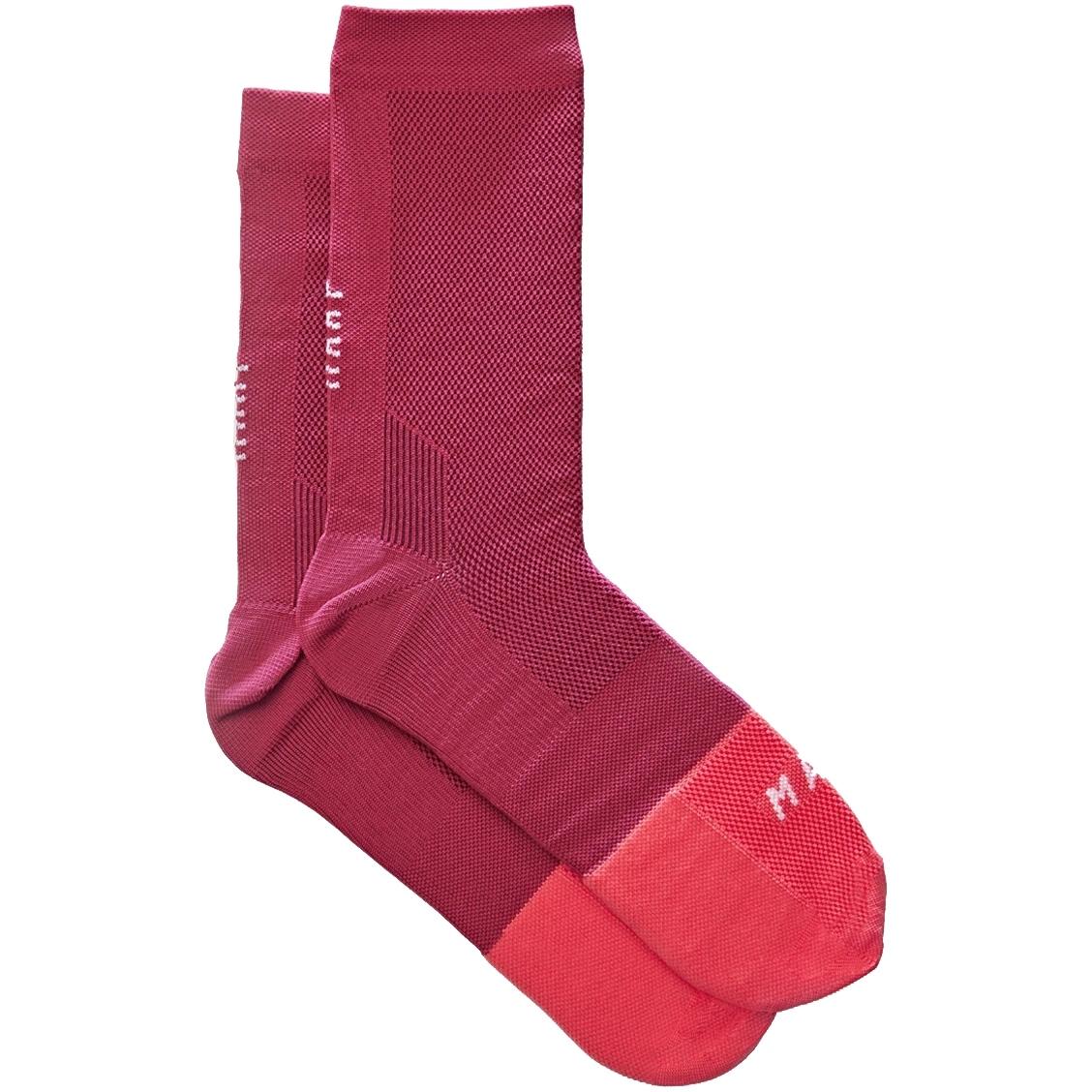 MAAP Division Socks - plum