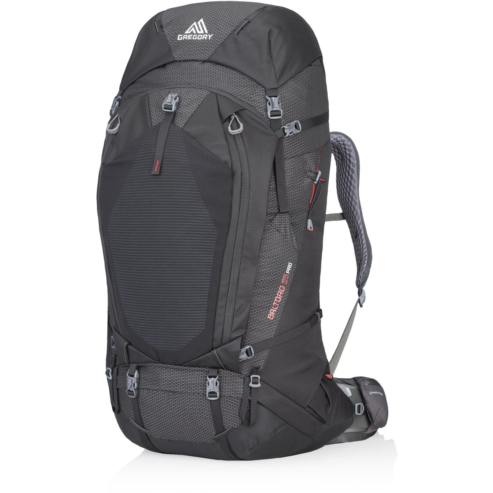 Gregory Baltoro 95 Pro Backpack - Volcanic Black