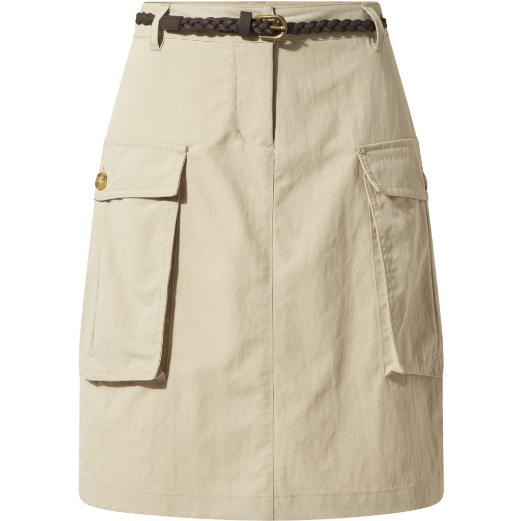 Craghoppers NosiLife Savannah Women's Skirt - desert sand