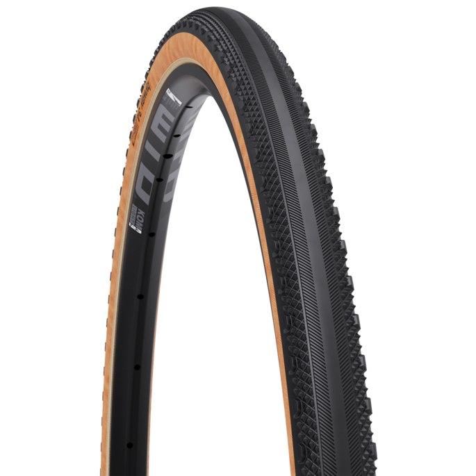 WTB Byway Road TCS Folding Tire - 34-622 - tanwall