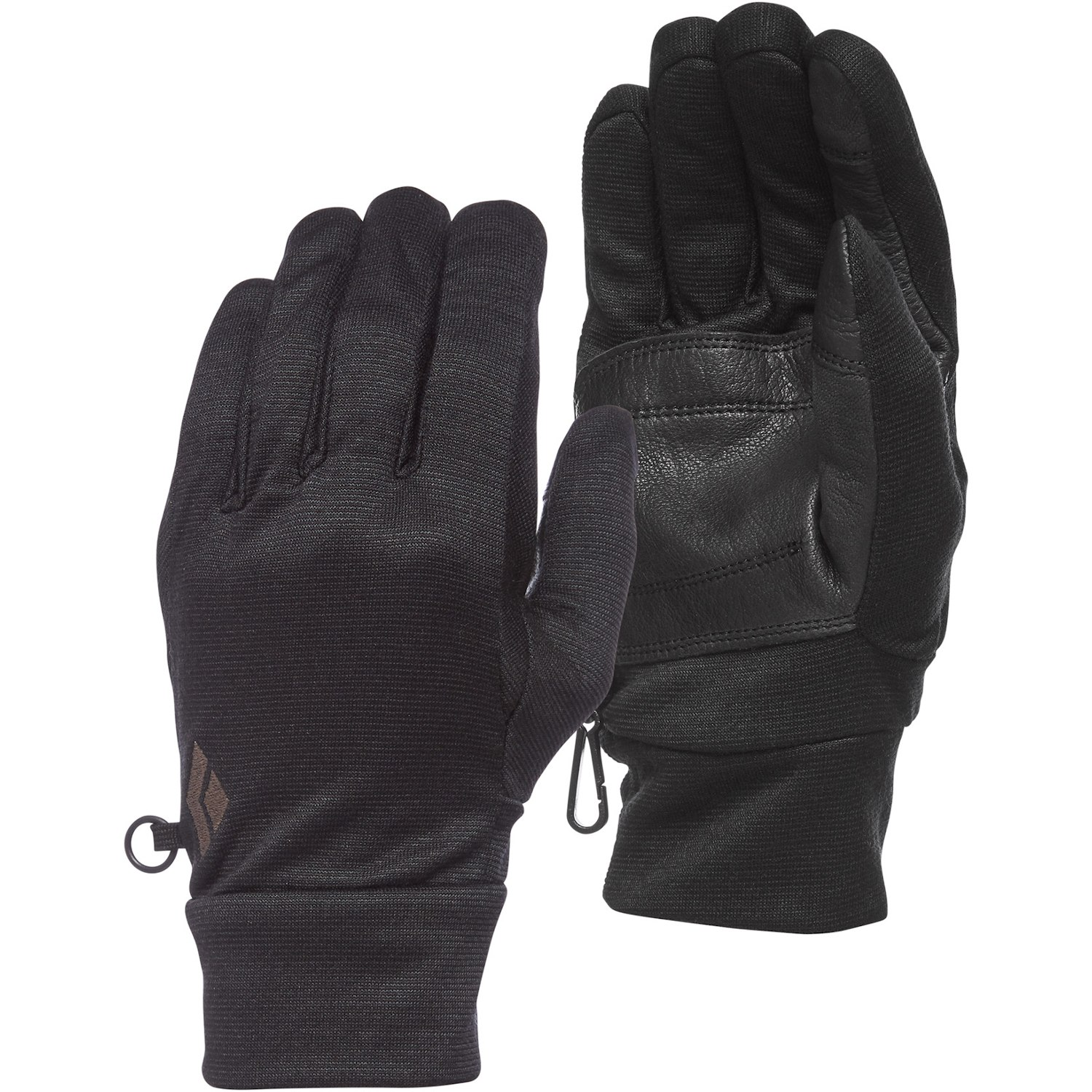 Picture of Black Diamond MidWeight WoolTech Gloves - anthracite