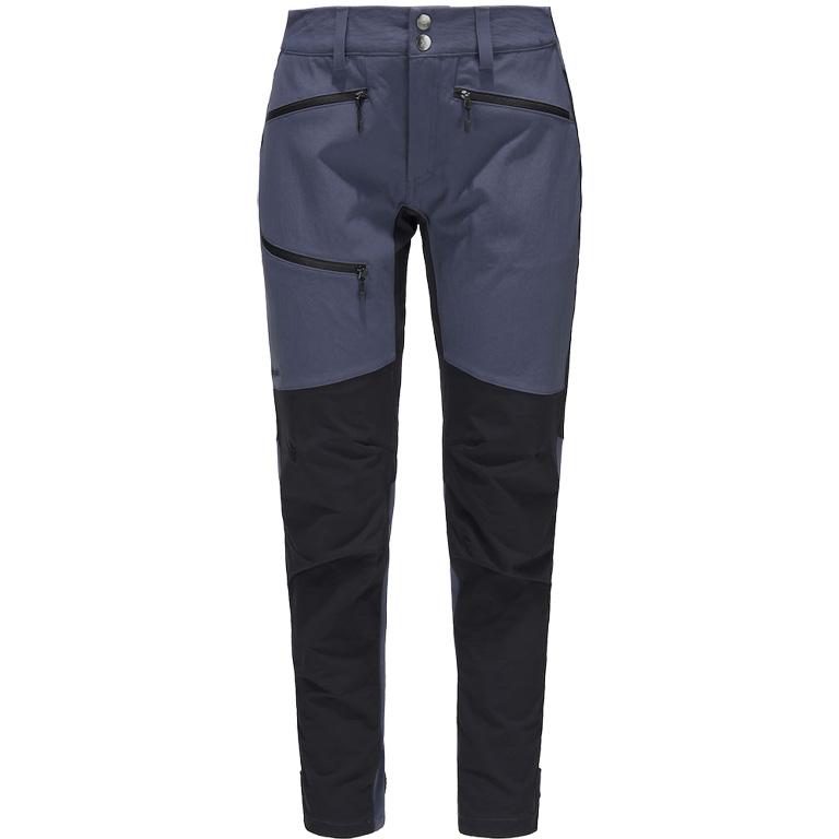 Haglöfs Rugged Flex Pant Women - dense blue/true black 4H7