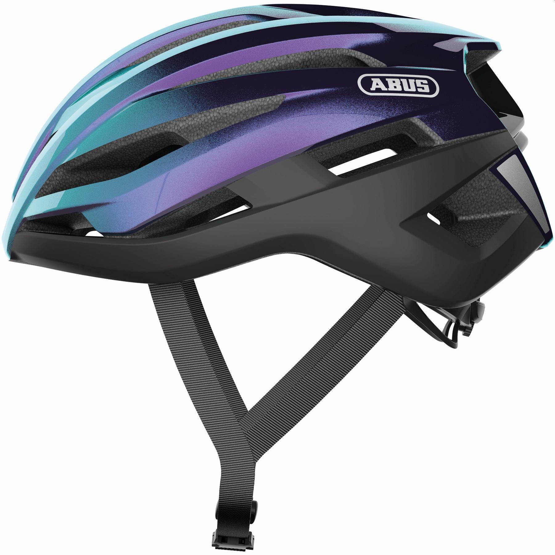 ABUS StormChaser Casco de Carretera - flipflop purple
