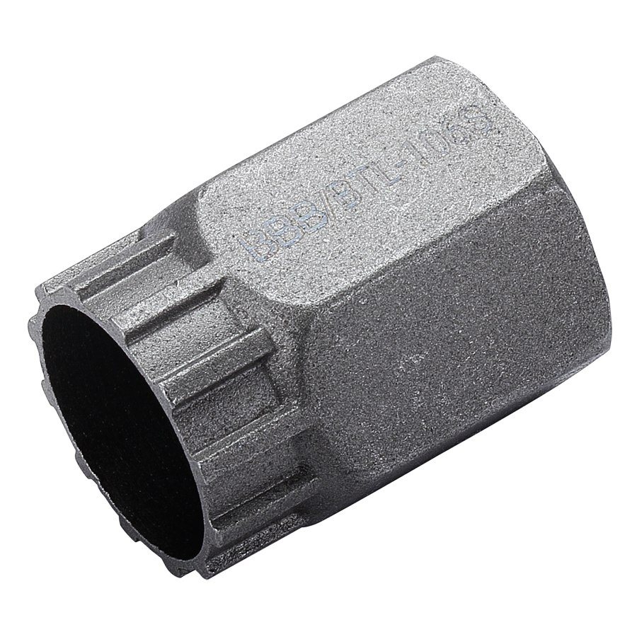 Image of BBB Cycling LockPlug BTL-106S Cassette Remover for Shimano - without Guide Pin