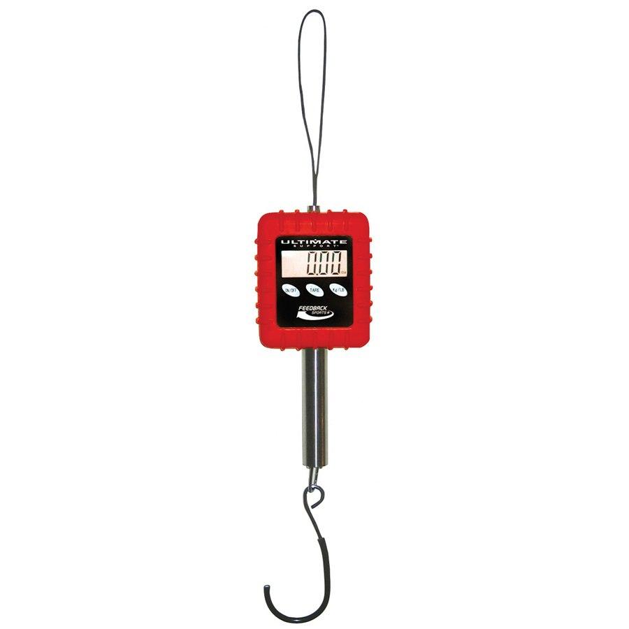 Feedback Sports Alpine ABS-10 Digital Scales - red