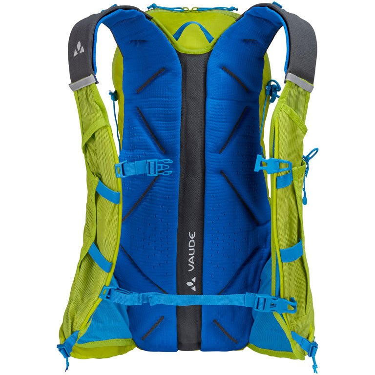 Image of Vaude Trail Spacer 18 Backpack - bright green