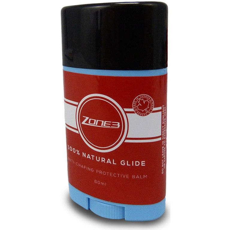 Zone3 100% Natural Glide Schutzstift gegen Wundscheuern 60ml