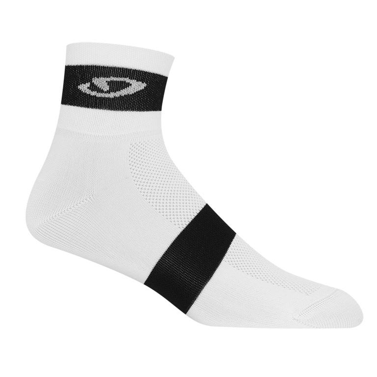 Giro Comp Racer Socke - white