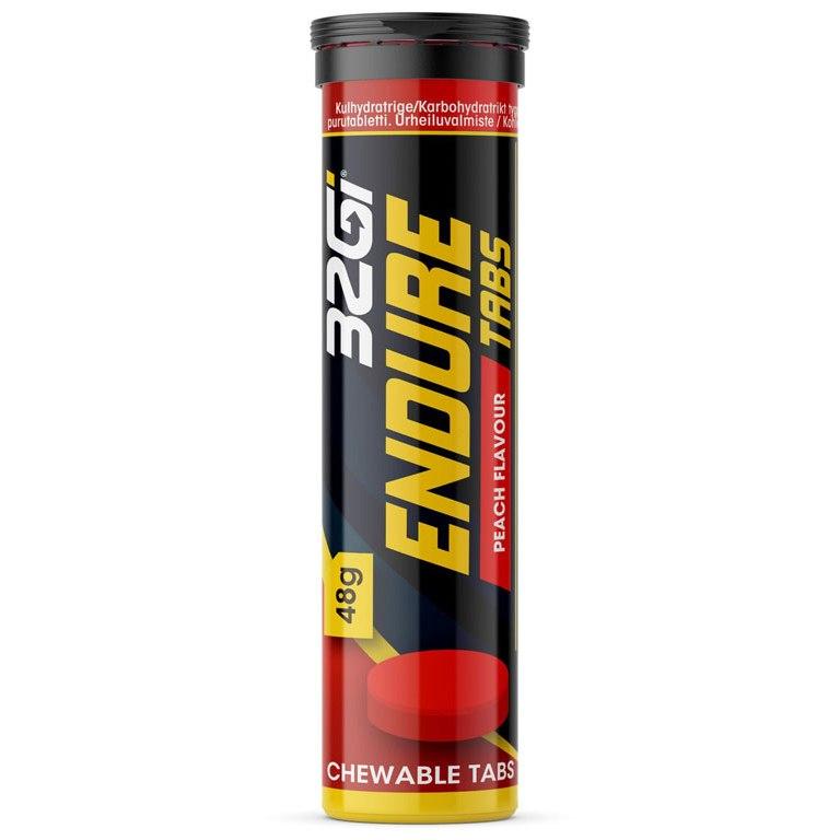 32Gi Endure Tabs Chewable Tablets - Best Before 01-JAN-2020 - 10 pcs.