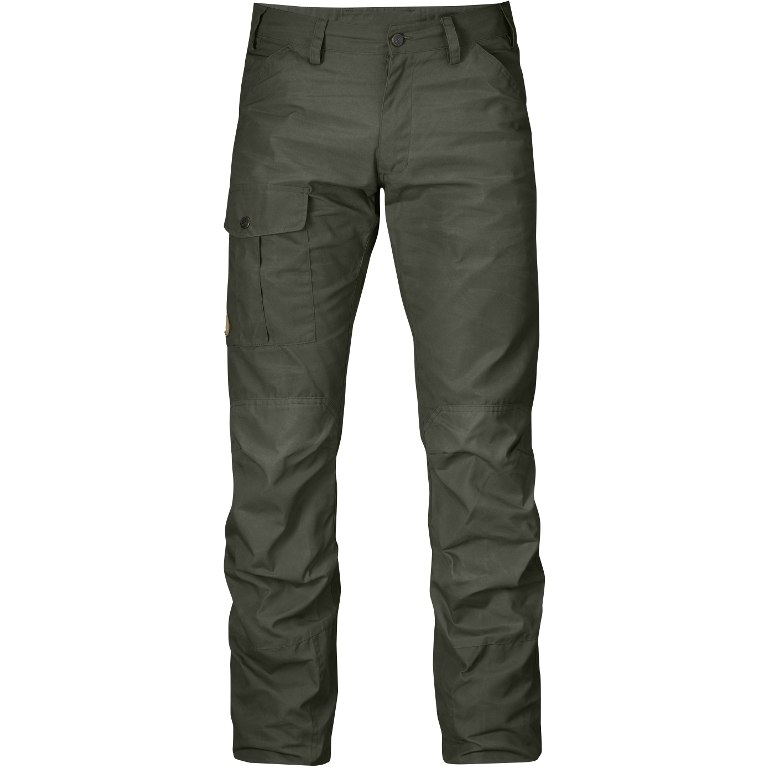 Picture of Fjällräven Nils Trousers - mountain grey
