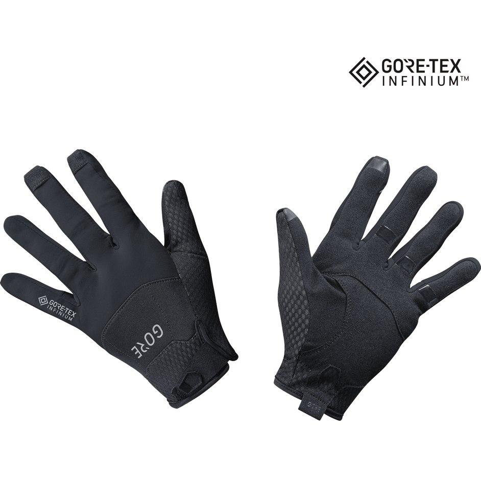 Produktbild von GORE Wear C5 GORE-TEX INFINIUM™ Handschuhe - black 9900