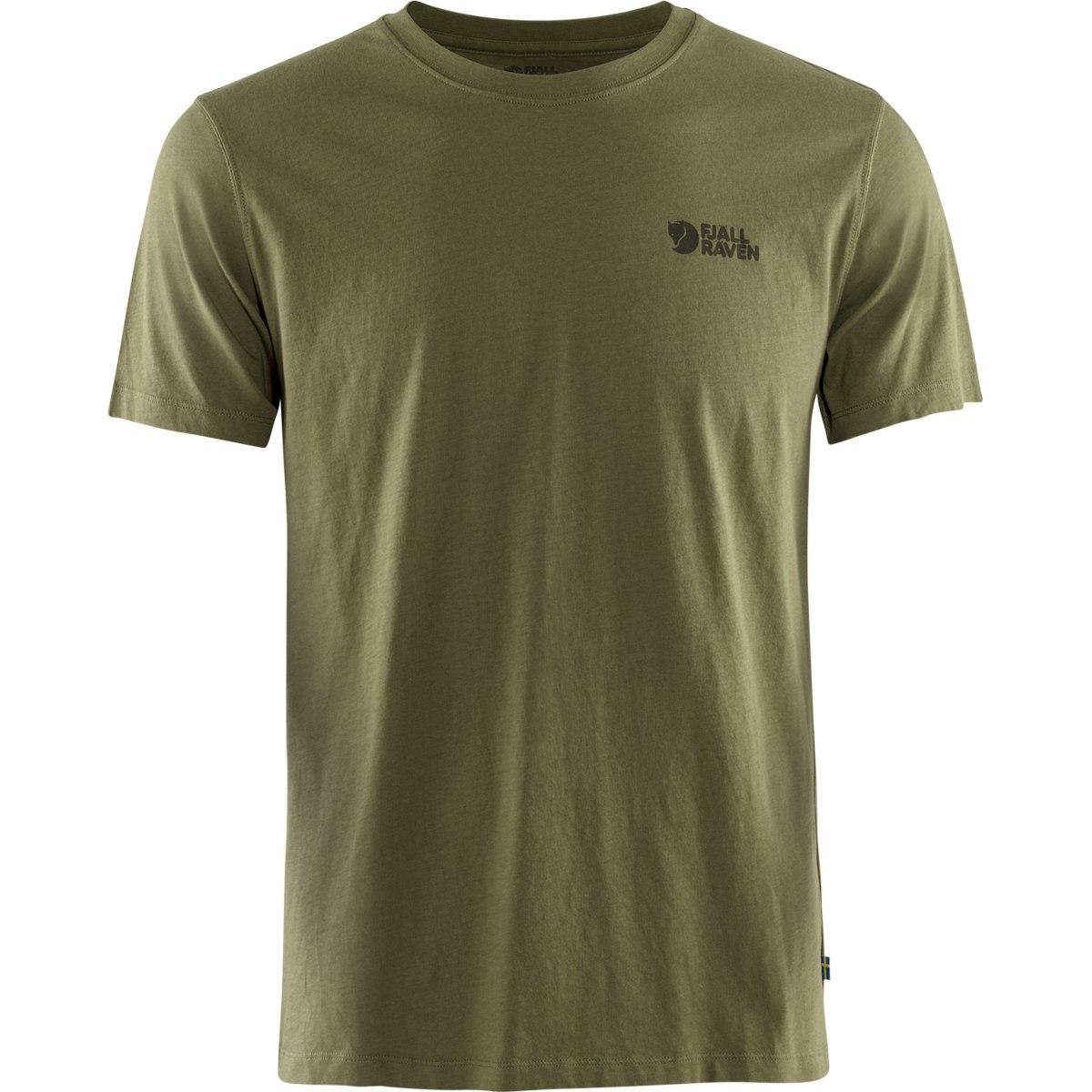 Fjällräven Torneträsk T-Shirt - green