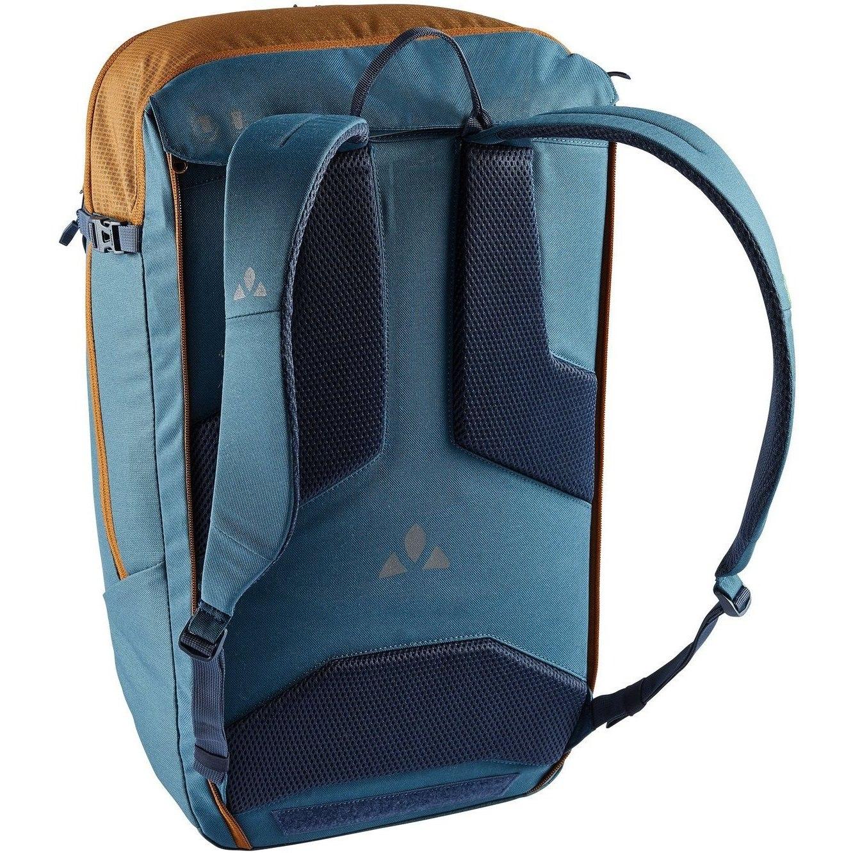Image of Vaude Cycle 28 II Backpack - baltic sea/umbra
