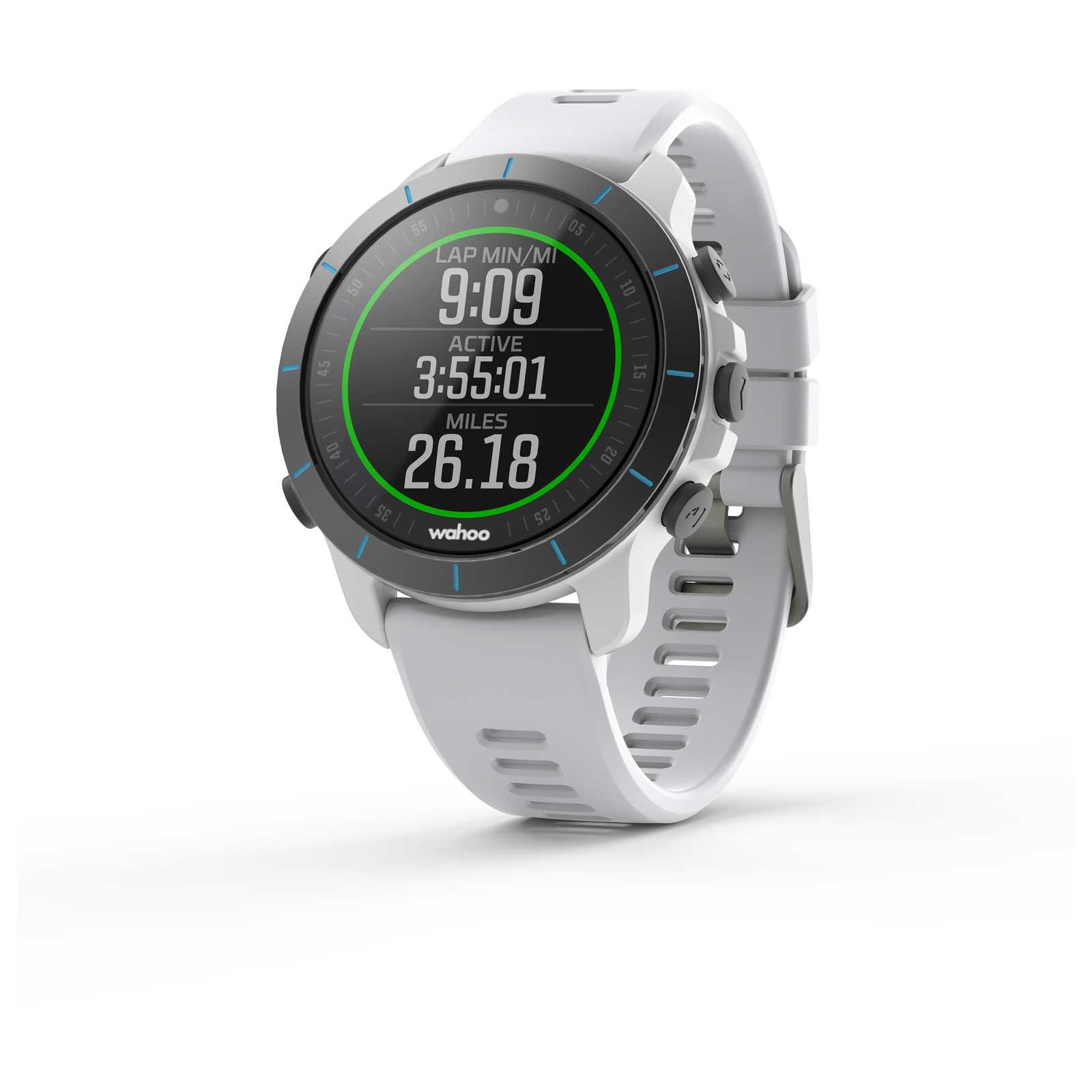 Wahoo ELEMNT RIVAL GPS Multisportuhr - Kona White