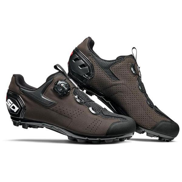 Produktbild von Sidi Gravel MTB Schuhe - black/brown
