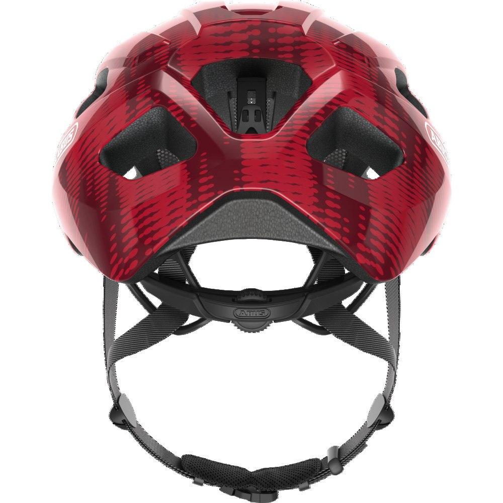 Imagen de ABUS Macator Helmet - bordeaux red