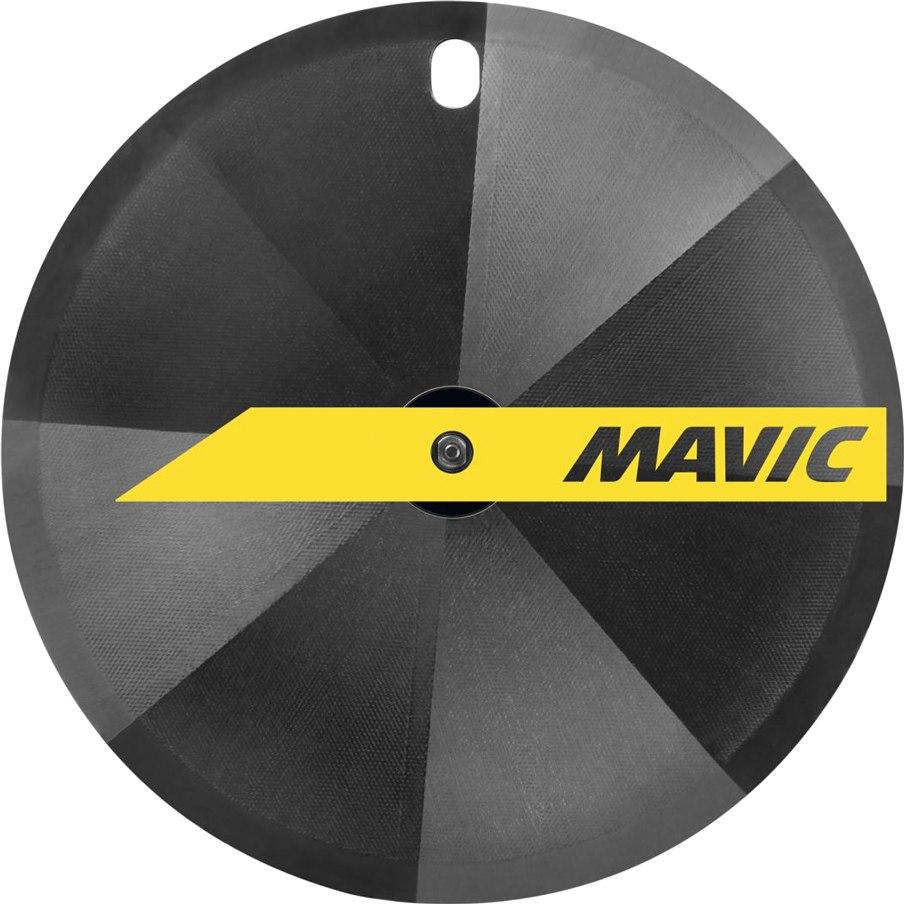 Mavic Comete Track Disc Wheel Tubular rear - black