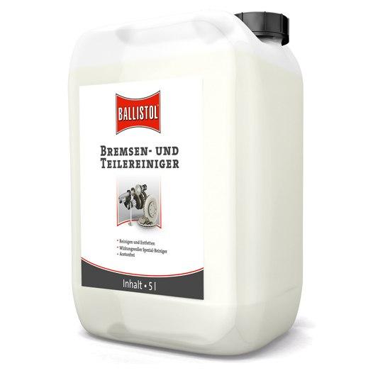 Ballistol Cleaner for Brakes and Metal Parts - 5 liter