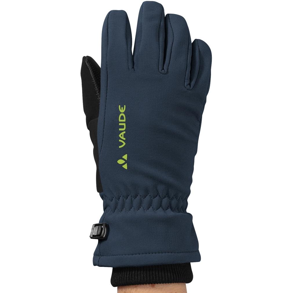 Bild von Vaude Rondane Kinder Handschuhe - dark sea/green