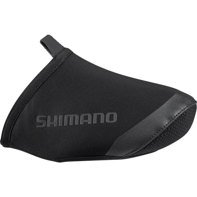 Produktbild von Shimano T1100R Soft Shell Toe Überschuh - black HW20