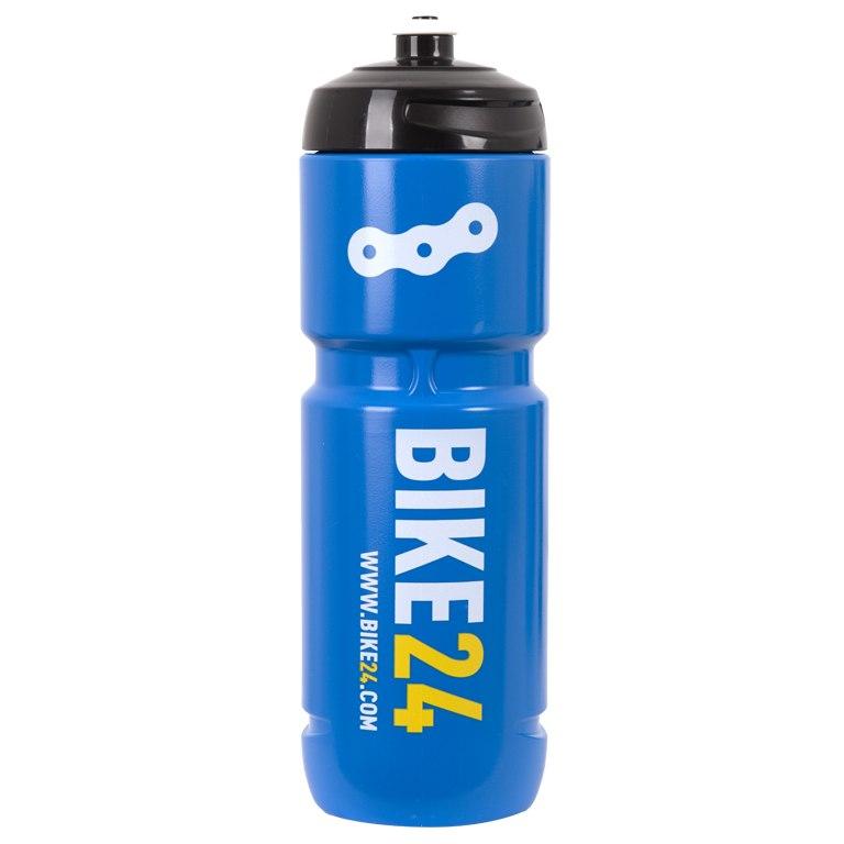 Elite BIKE24 Team Trinkflasche 800ml - blau