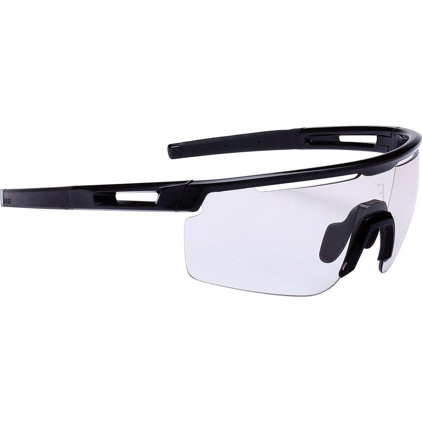 BBB Cycling Avenger PH BSG-57PH Glossy Black   Yellow + Clear Glasses