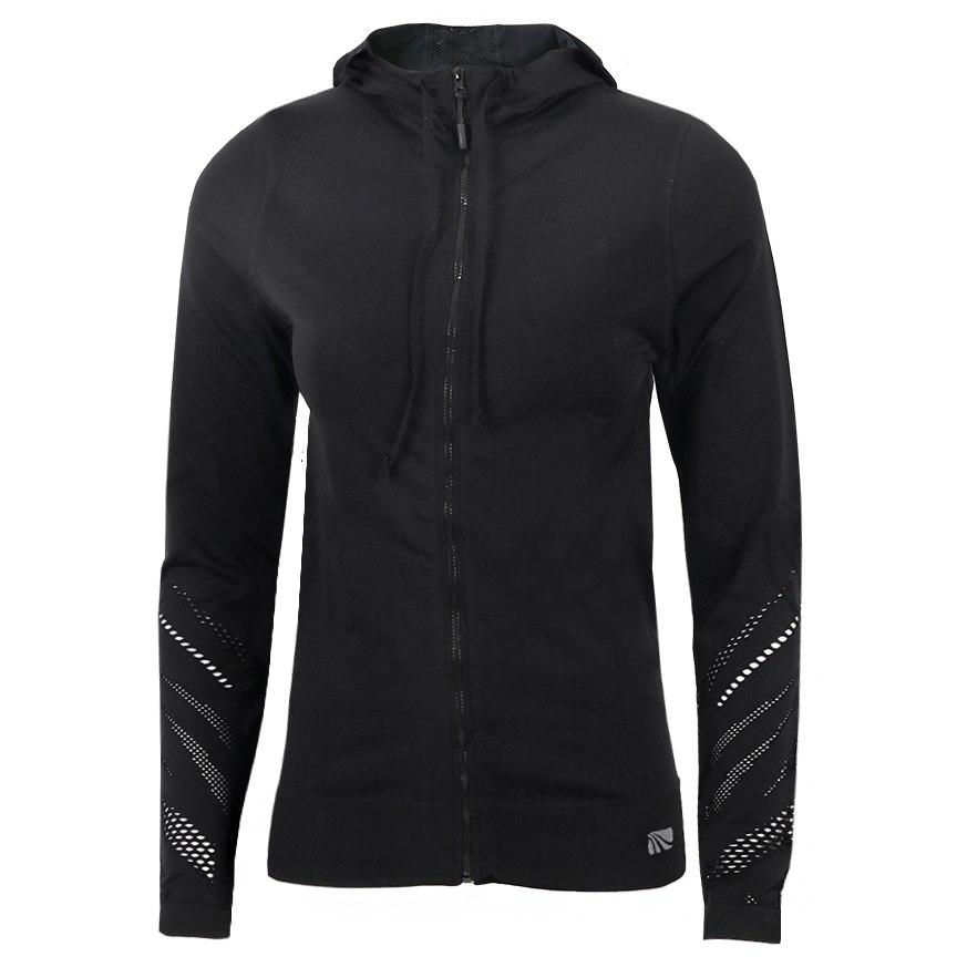 Marika Seamless Jacket Women - black