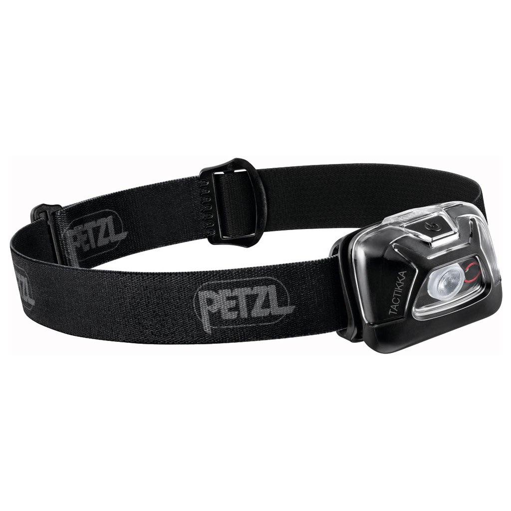 Petzl Tactikka Headlamp - black