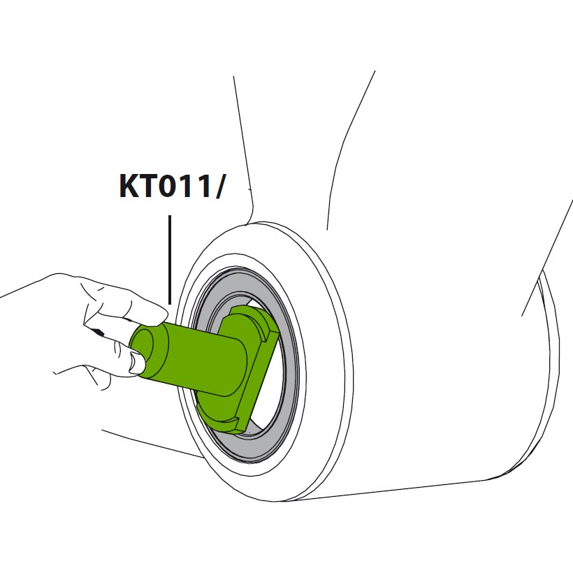 Cannondale KT011/ Si Bearing Removal Tool for BB30 Bearings