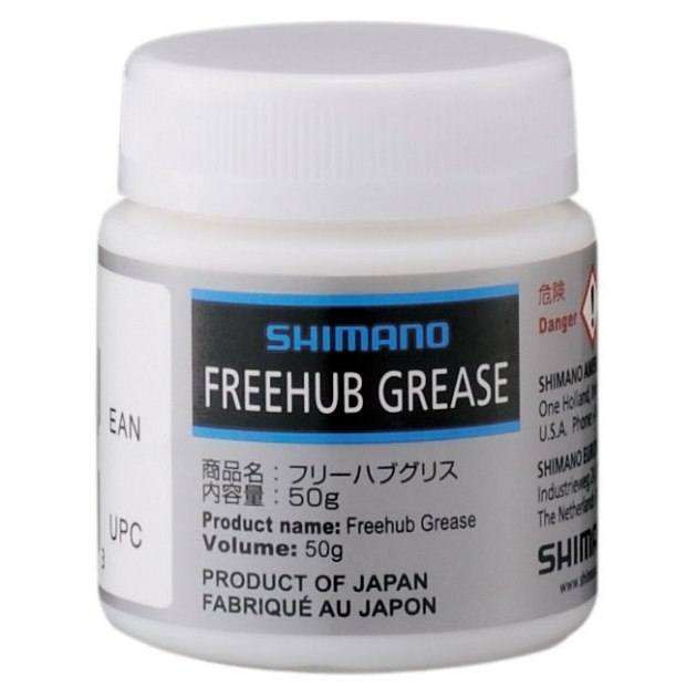 Shimano Special Grease for Dura Ace FH-7800/7801, Saint FH-M800/M801 Ratchet Freehubs - 50g