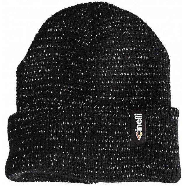 Picture of Cinelli Reflective Beanie - black