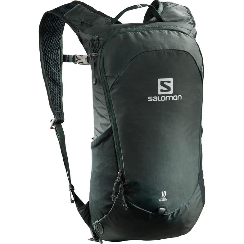 Picture of Salomon Trailblazer 10 Backpack - green gables