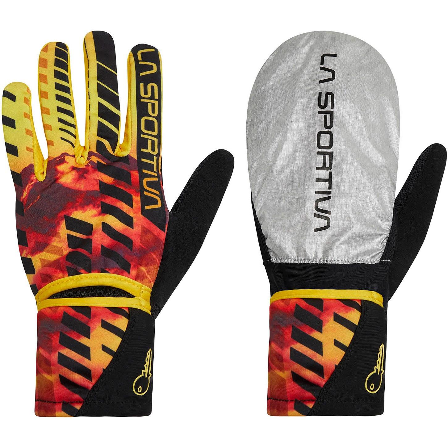 La Sportiva Trail Handschuhe - Gelb/Schwarz