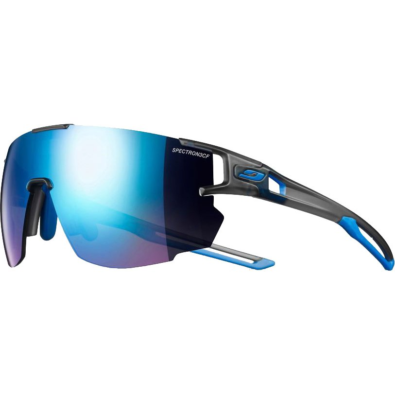 Julbo Aerospeed Spectron 3CF Sonnenbrille - Grau Blau Blau / Multilayer Blau