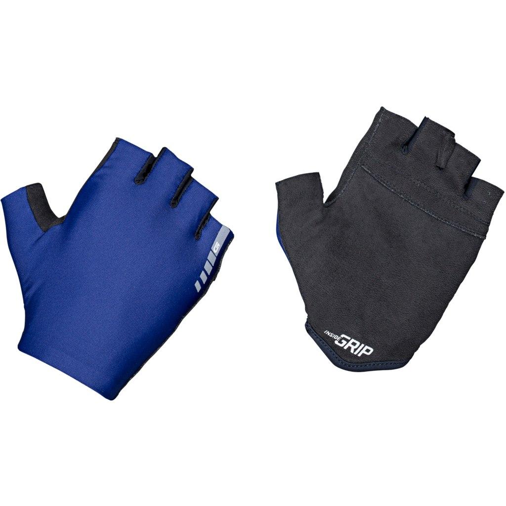 GripGrab Aerolite InsideGrip™ Short Finger Glove - Navy Blue