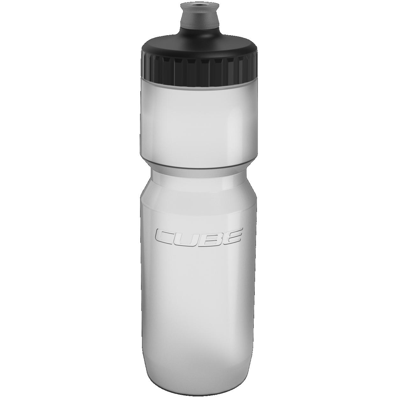CUBE Bottle Feather 0.75l - transparent