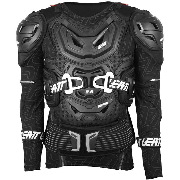 Produktbild von Leatt Body Protector 5.5 - black