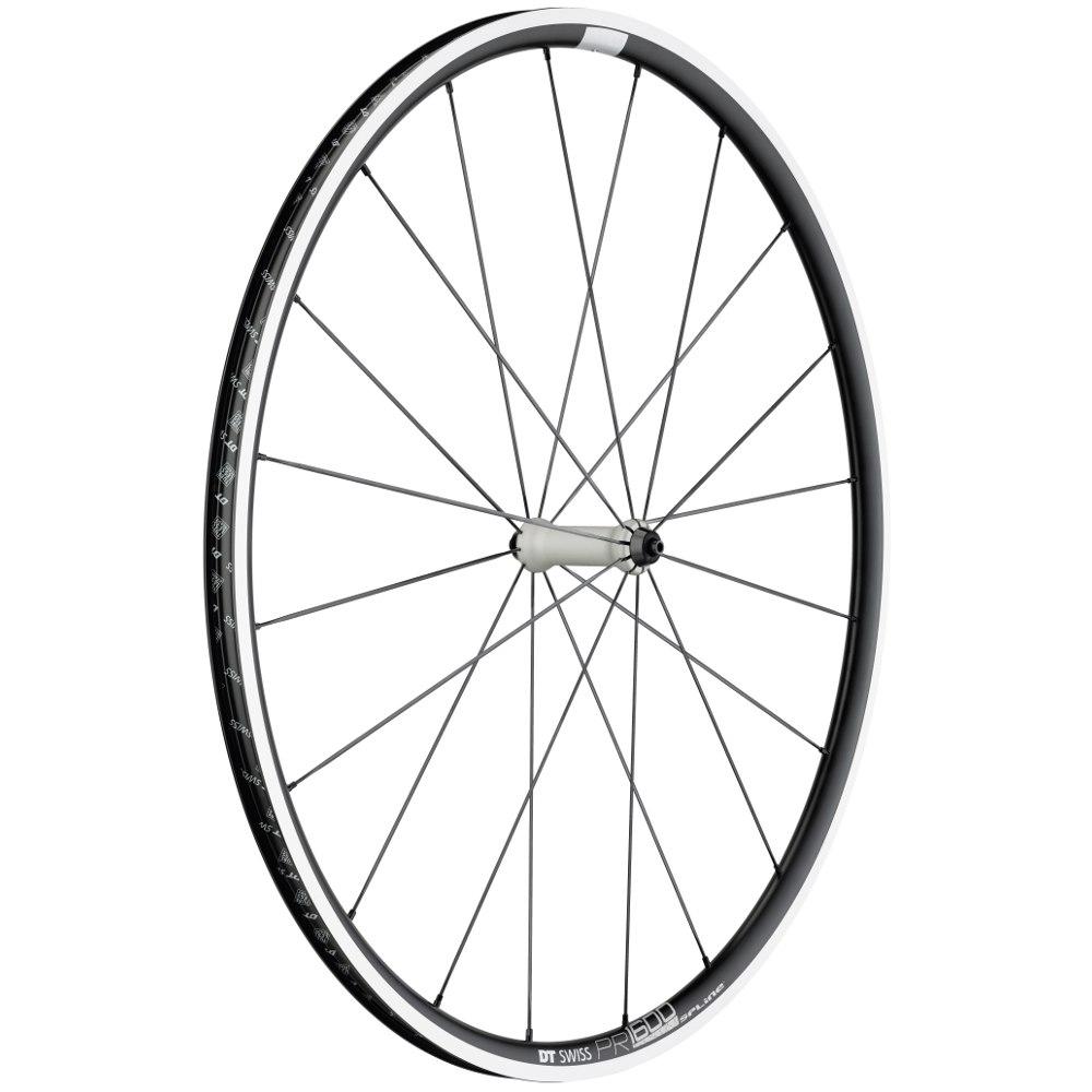 DT Swiss PR 1600 SPLINE 23 - Front Wheel - Clincher - QR